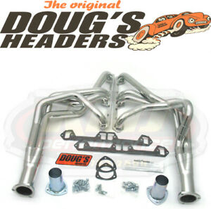 Doug s Headers D103 68 79 Amc Amx Javelin All V8 W Dog Leg Port Ceramic Coate