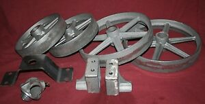 International Ih M 1 1 2 3 Hp Gas Engine Truck Cart Kit Hit Miss Flywheel Motor