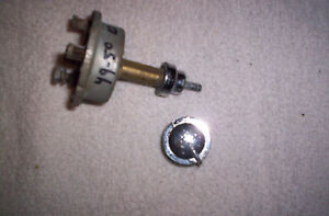 49 50 Dodge Wiper Switch With Bezel And Knob check This Out