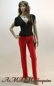 Female Display Mannequins Full Body Girl Manikin p9 2wigs