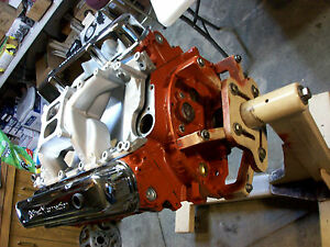 Mopar Dodge 340 Stroked Custom Built Engine Long Block 318 Replacement Ready Now