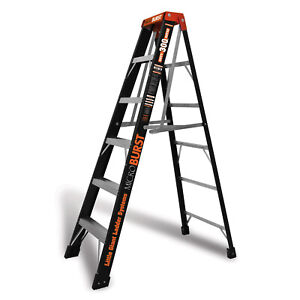 Little Giant 15705 Microburst Step Ladder Type 1a Model 6