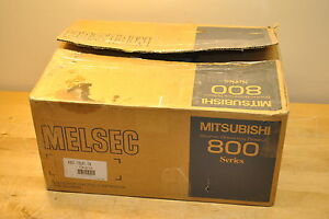 Mitsubishi Melsec 800 Series A8gt 70g0t tb Graphic Operation Terminal Hmi
