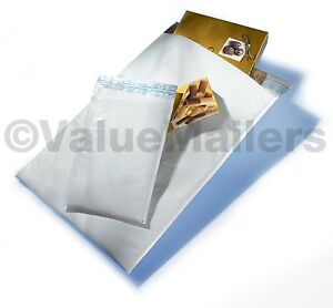 100 5 Xpak Poly Bubble Mailers Envelopes Bags 10 5x16 100 10x13 Clear Bags