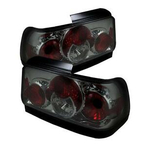 Tail Lights Toyota Corolla 1993 1997 Altezza Smoke