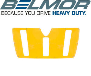 Belmor Wf 2195y Winterfront Grille Cover 04 17 International Ic Ce Bus Yellow