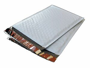 250 0 6x10 Poly Bubble Mailers Envelopes Shipping Cd Dvd Vmb 6 5 X 10 5 Bags