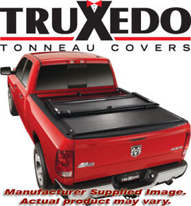 Truxedo 798101 Deuce Roll Up Vinyl Tonneau Cover 2009 2014 Ford F 150 6 5 Bed
