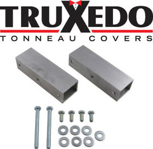 Truxedo 1116249 Bed Extender Spacer Kit For 2004 2007 Nissan Frontier W Tonneau
