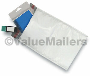 500 cd 6 5x8 5 Poly Bubble Shipping Mailers Media Envelopes Dvd Vmb Bags
