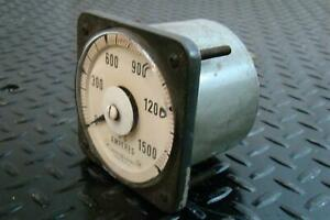 General Electric Dc Ammeter100amps Nn