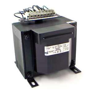 Hevi Duty Egs Electric Industrial Control Transformer Ce750rf