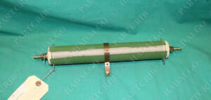 Ge Ic9033e4r2 Resistor 21 Ohm Variable Wire Wound Ceramic Adjustable Tap