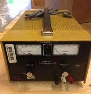Systron Donner Hb40 300 Power Supply
