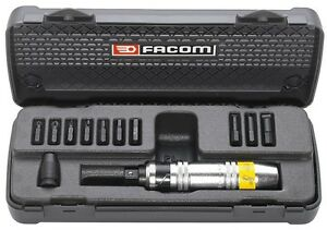 Facom 12pc Impact Screwdriver Set Nj 261m