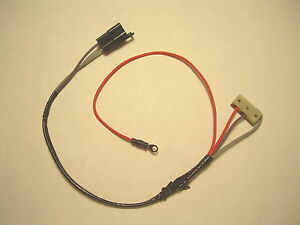1965 Chevy Impala Convertible Power Top Switch Wiring Harness Ss