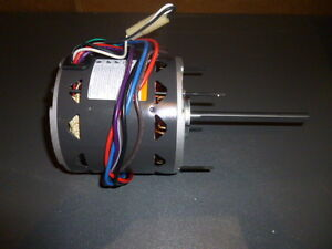 New Direct Drive Blower Motor 1 2 Hp 1075 Rpm 277v 3m714j