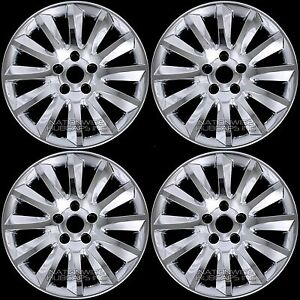 4 Fits Chrysler 300 2011 2014 Chrome 17 Wheel Skins Hub Caps Rim Covers Wheels