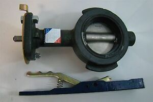 Nibco 2 1 2 Butterfly Valve Ductile Iron 250psi Wd3222