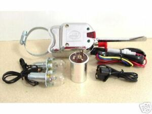 Turn Signal Kit Rat Hot Rod Antique Classic Car Auto