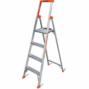 Little Giant 15270 Flip n lite 6 Step Ladder Type 1a