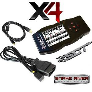 Sct X4 Power Flash Programmer Tuner Ford Gas 7015