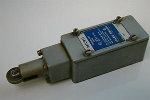 Micro Precision Limit Switch 20a 3 4hp 120vac 5ml1 7345