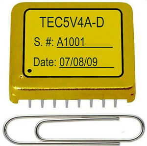 High Efficiency Tec Controller Tec5v4a d Peltier Controller