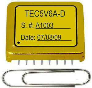 High Efficiency Tec Controller Peltier Controller Tec5v6a d