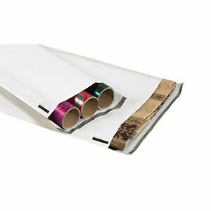 50 13x45 Long Poly Mailers Bags Plastic Shipping Envelopes Self Seal