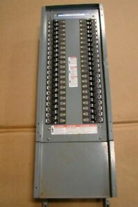 Square D 250a Nf Panelboard With Edm Breakers 12108624760520001