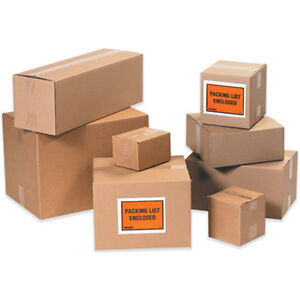 24x24x20 10 Shipping Packing Mailing Moving Boxes Corrugated Cartons