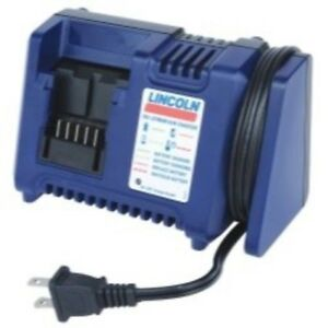 Lincoln 18 Volt Lithium Charger 1850