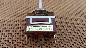 20p heavy Duty Spdt on Off on Momentary Switch m701 teng