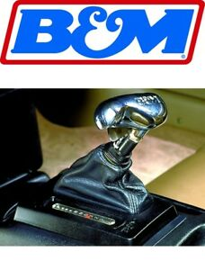 B m 81001 Console Hammer Ratchet Shifter For 1994 2004 Ford Mustang Aod C4 Trans