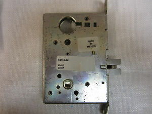 Schlage L9010 Mortise Lock Body Only Nos
