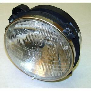 Jeep Wrangler Tj 97 06 Headlight Assembly W Bulb Rh Passenger X 12402 04