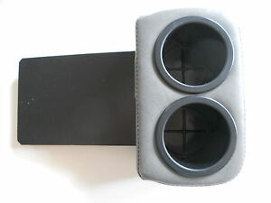 Gray Drink Holder For 78 88 G body Cars Plug And Chug