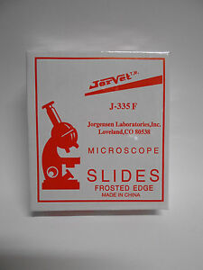 Lot Of 5 Boxes Of 72 Clear Glass Microscope Slides 1 X 3 25 4 X 76 2mm J 335f