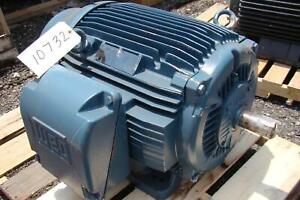 Weg W22 Nema Premium 60hp Electric Motor Ph3 380v 80a Fr364 5ts 3556rpm Cc029a