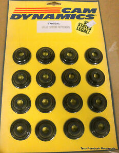 Crane 99953 16 Steel Valve Spring Retainers For 1 460 Od Springs Set Of 16
