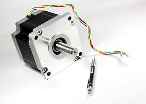 Nema 43 Stepping stepper Motor 1586 Oz in 3 4 Single Shaft