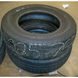Mastercraft Courser Used Light Truck Tires Pair Lt225 75r 16