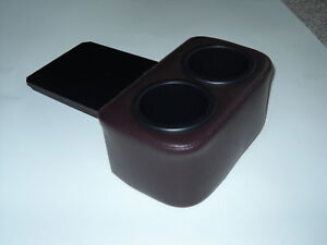 Maroon Claret Drink Holder 78 88 G body El Camino Monte Ss Cars Plug And Chug