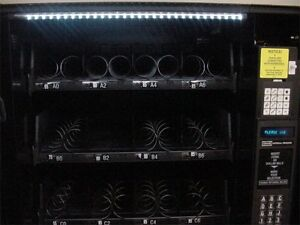 Led Light Strip For Crane National Vendors Glasco And Gpl Snack Vending