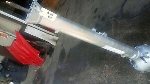 2008 Corvette C6 Torque Tube Driveshaft For Manual Six Speed Transmission