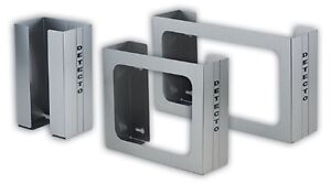 Glove Box Holder Stainless Steel Construction Holds Two Boxes 10 X 12 X 4 Gh2ss