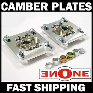 Mk1 Mookeeh Performance Adjustable Camber Caster Kit Plates 94 04 Mustang