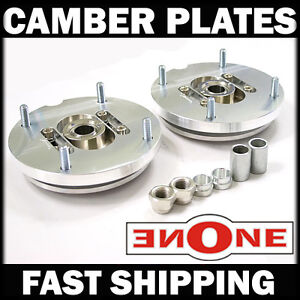 Mk1 Mookeeh Performance Adjustable Camber Caster Kit Plates 05 10 Mustang