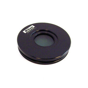 Nikon Optical Mount With Lens As Is